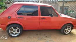 VW Golf one for sale