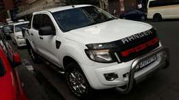 2013 ford ranger 2.2xls double cab for sale