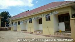 Glamorous self-contained doubles in kireka at 250k