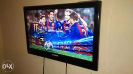 "24"" Samsung TV with DVD"