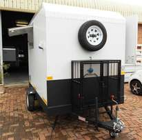Brand New Fast Kitchen Food Mobile Trailer