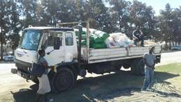 Trucks and bakkie hire within cape