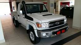 Never again on this price new land cruiser 4.5 V8 sc CALL ME
