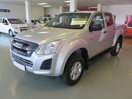 2017 Isuzu KB 250D-TEC Hi-Rider Double Cab for R 344,800.00