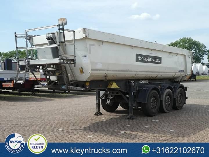 Schmitz Cargobull SKI 24 hardox - 2015
