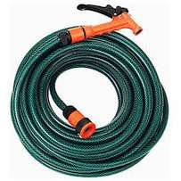 Hose pipes with Nozzles and sprinkler stands