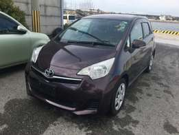 Toyota Ractis 2011 Foreign Used For Sale Asking Price 1,120,000/=