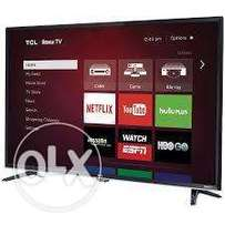 TCL smart 32 inches