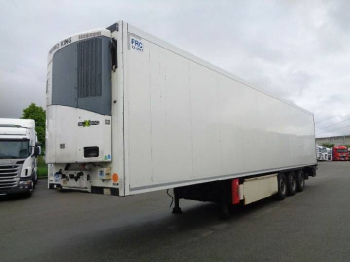 Krone SD EL4-S - TIEFKUHL - DOPPELSTOCK - TK SLX 200 - 2012