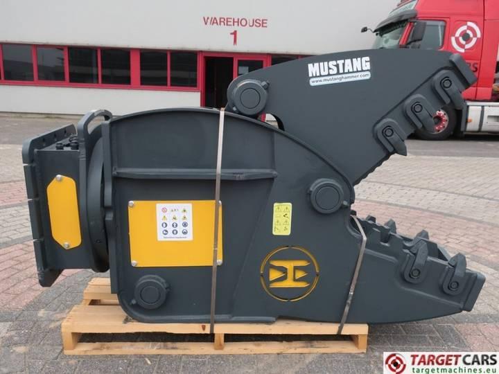 Mustang Hammer RH20 Rot.Pulverizer Crusher Shear 15~22T