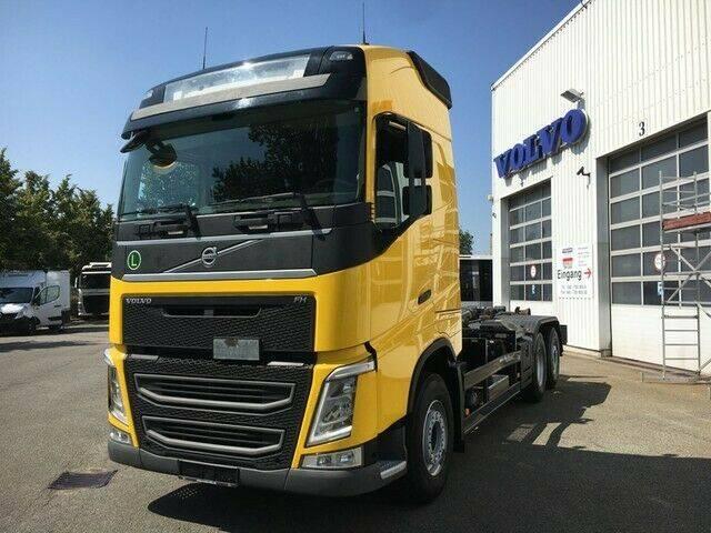 Volvo FH460 6x2 Globe Meiller RK20.70 - 2016