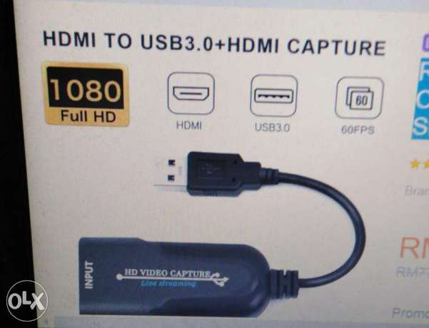 USB to video capture