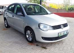 2010 Volkswagen Polo Vivo 1.6 Sedan
