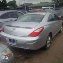 Tincan Cleared Tokunbo Toyota Solara, 2008, Full-Option, Very OK