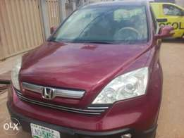 Registered 2009 Honda CRV Leather+4Plugs