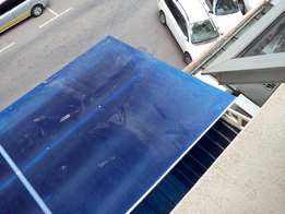 Get your terrace /car park shade covered with polycarbonate material