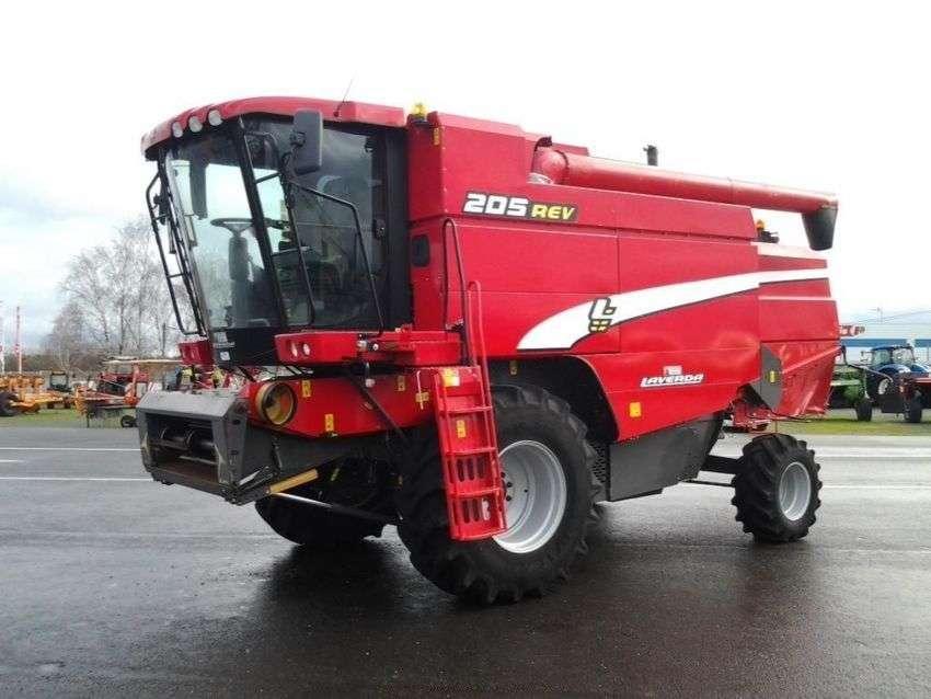 Laverda 205 Rev - 2008