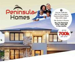Cheap Genuine Land At The Peninsula Homes, La Campaign Tropicana