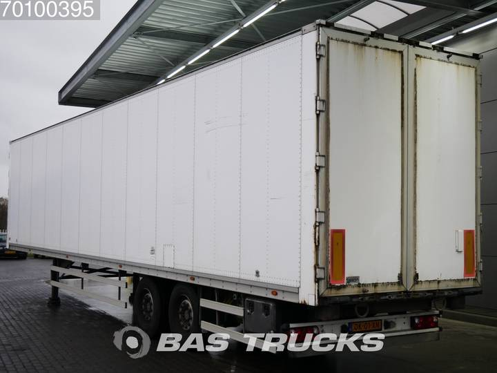 Talson F1520 SAF Double Doors - Durchlade - 2008