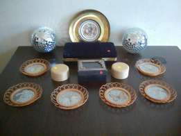 Vintage Jewellery Boxes, Accessories and lots more (R10 - R20 each)