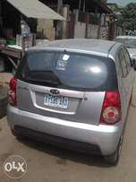 Very clean registered First body Kia Picanto