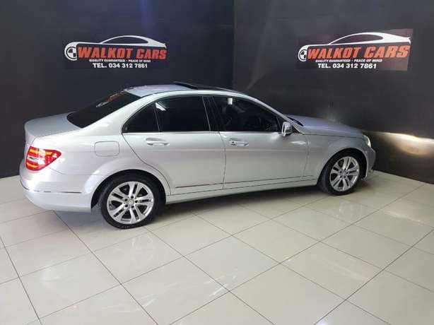 2013 Mercedes-Benz C180 BE Avantgarde A/T Newcastle - image 5