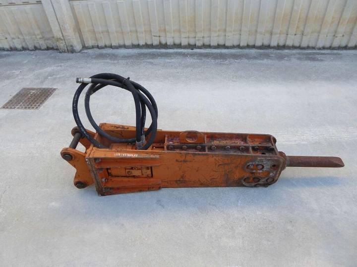 300 hydraulic breaker - 2004
