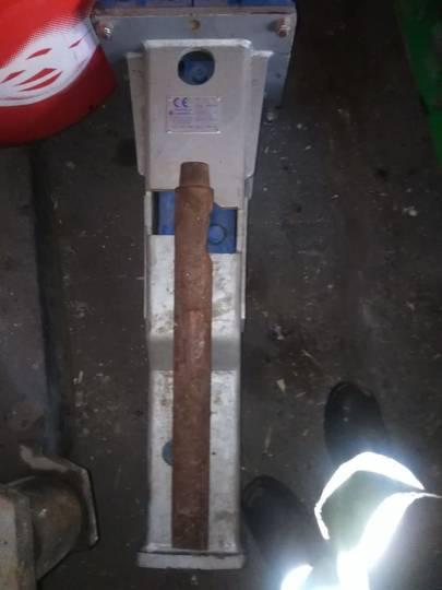 Hammer MONTABERT XL 200 Hydraulic Breaker - 2016