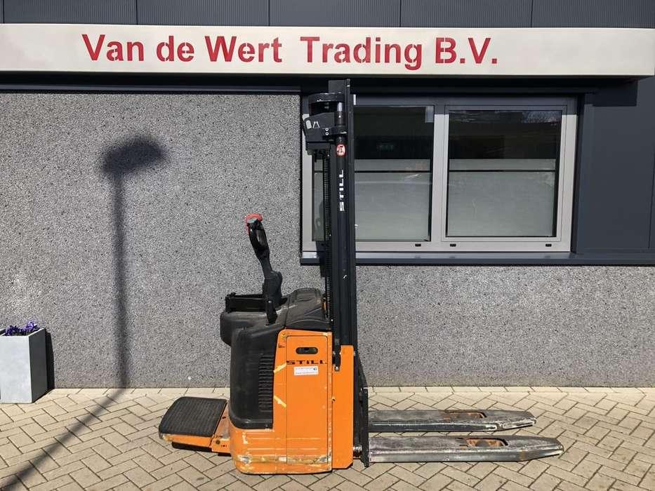 heftruck stapelaar STILL EGV-S14 duplo325 2010