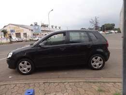 2009 vw polo 1.6 automatic