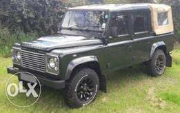 Land Rover Puma KCL [Key Less Entry,Diesel,Air Condition]