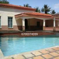 2 bedrooms bungalow utange