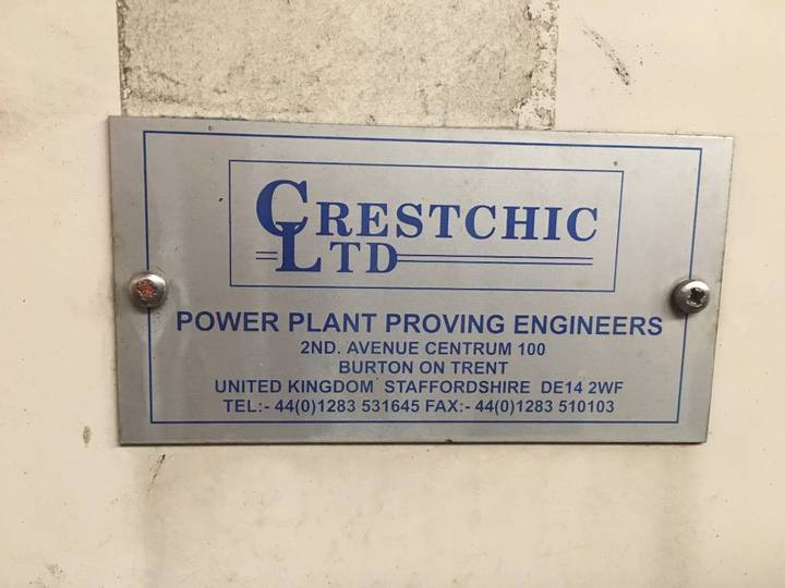 Crestchic 600kW Resistive Load bank - DPX-11766 - 1999 - image 7