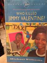 Who Killed Jimmy Valentine by Michael Williams