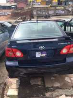 2005 Toyota Corolla Sport For Sale.