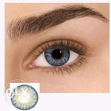 FreshLook Colorblends Contact Lens - Grey Alimosho - image 1