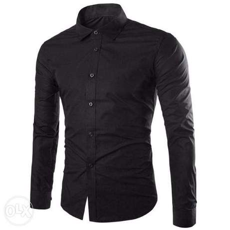 Official Dress Shirts For Men Slim Fit 100% Cotton Nairobi CBD - image 3