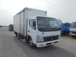 MITSUBISHI / Canter CHASSIS # FE84dv-55 year 2008