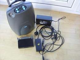 AirSep FreeStyle Portable Oxygen Concentrator, Rarely used,