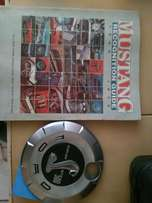 Mustang recognition guide and gt 500 mustang original boot badge