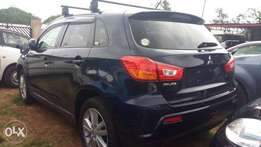 Mitsubishi rvr with carrier