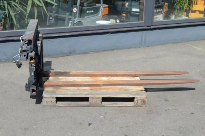 Kaup zinkenverstellgerät mit seitenschieber - 2010