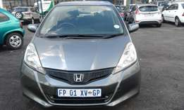 Honda Jazz 1.4 L Model 2014 5 Door Colour Grey Factory A/C & MP3 Playe