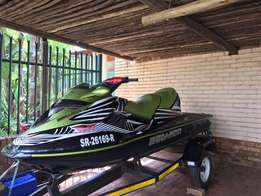 2005 Seadoo RXT 215 in a excellent condition.