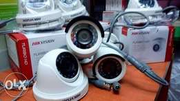 Electronic security solutions cctv