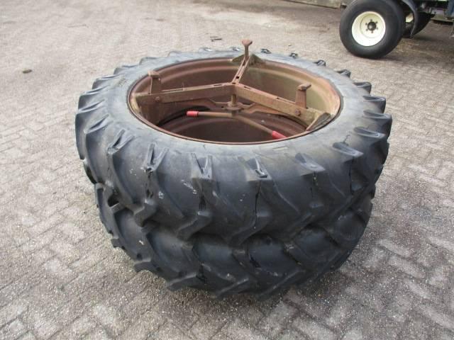 Dubbellucht wielen  12.4  R38