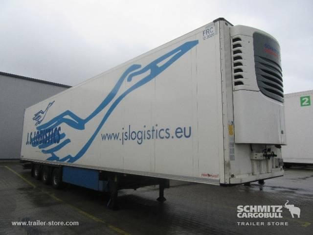 Schmitz Cargobull Tiefkühler Mega Doppelstock - 2014