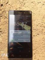 Fairly used Tecno W5 with fingerprint scanner