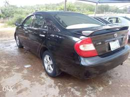 Sport Edition 2004 Camry with DVD player and reverse Camera