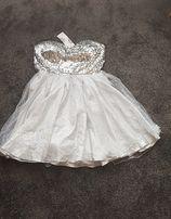 26a8eae45e Sukienka Tiulowa M w Opolskie - OLX.pl